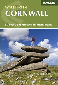 cornwall walking 50 coast country and moorland walks