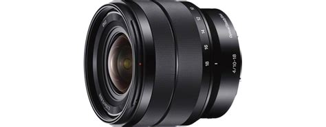 Sony E 10 18mm F4 Oss Resmi Pt Sony Indonesia e 10 18mm f4 oss sel1018 sony au