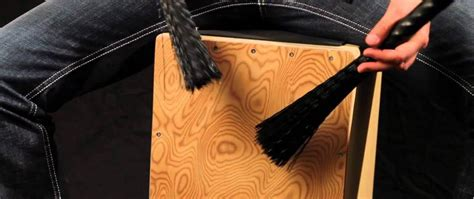 cajon how to play how to play a cajon drum it s easy cguide