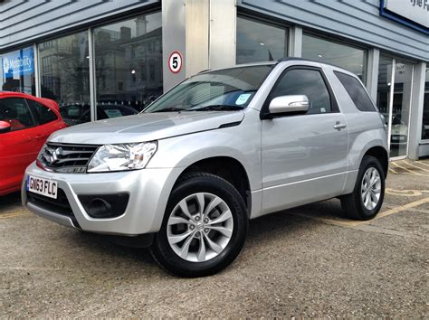 2 Door Suzuki Grand Vitara 3 Door 2 4 Automatic Now Sold By Lifestyle