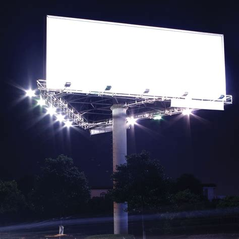visio lighting visio billboard light bl 14 3cw d40 lighting led