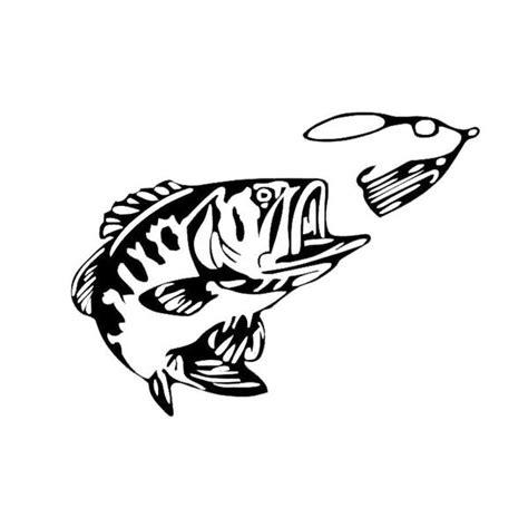 bass fishing boat stickers bass fishing vinyl decal bass club snakelook