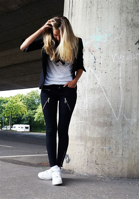hairstyles for the air force bootc air force one sneakers outfits pinterest air force