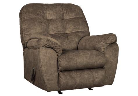 recliners overstock accrington earth rocker recliner lexington overstock
