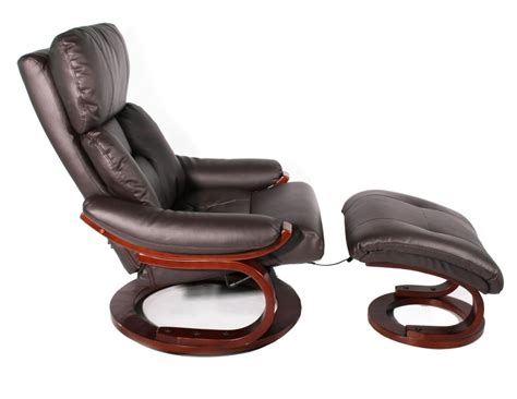 recliner chair with heat and massage comfort vantin deluxe massaging recliner and ottoman