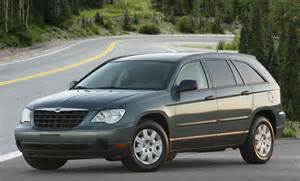 Chrysler Pacifica 2010 091223 04 2007 Chrysler Pacifica Lx Hooniverse