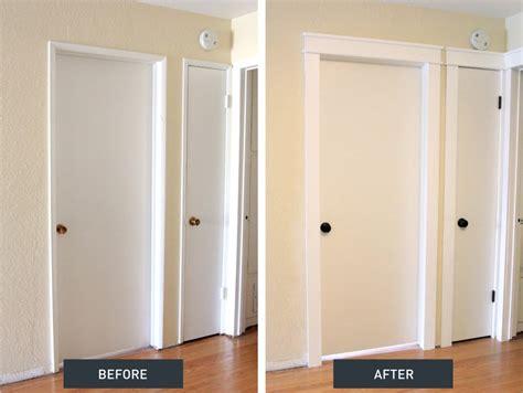 interior door trim kits door casing kit large image for unique coloring