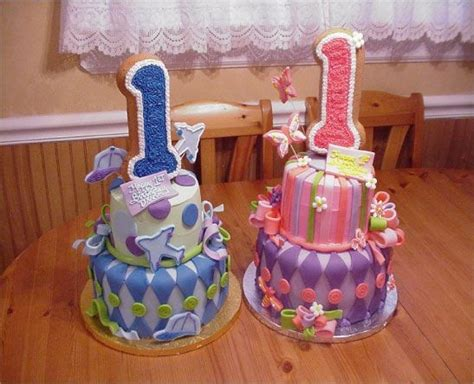 twin birthday cakes ideas  pinterest birthday cake  twins twins st birthdays