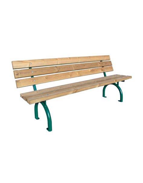 panchina di legno panchina romagna legno panchine in legno ed acciaio o