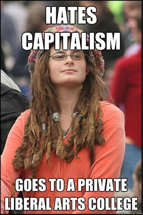 College Liberal Meme Who Is She - image 222971 college liberal know your meme