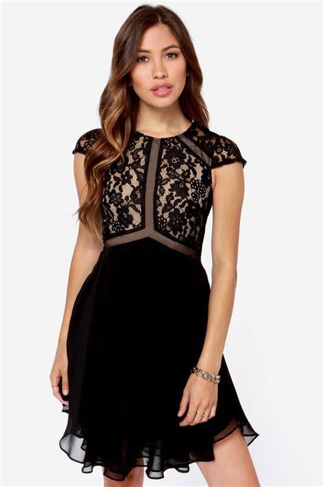 Chik Dress chic black dress lace dress lbd cocktail dress 117 00