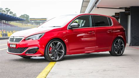 first peugeot 2016 peugeot 308 gti review first drive tinadh com