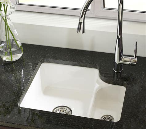 ceramic undermount kitchen sinks 1 5 astracast lincoln 1 5 bowl ceramic undermount kitchen sink