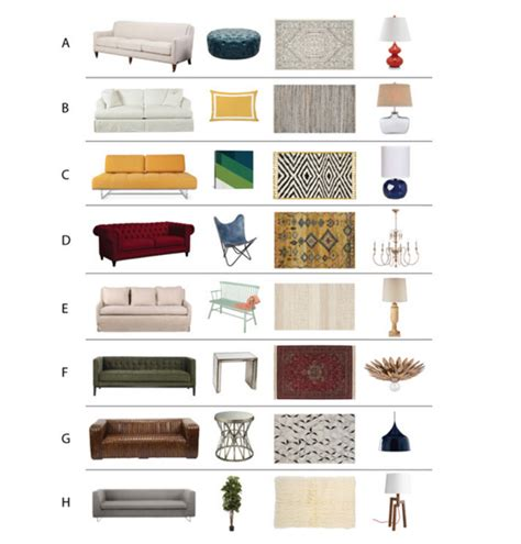 home decor style quiz what s your style find out with one question a cup of jo