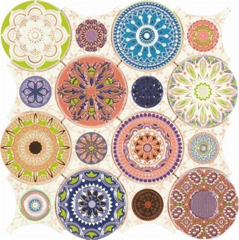 Dune Mandala, 50s 60s and 70s Retro Pop Art Kaleidoscope