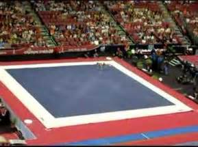 Floor Gymnastics by Morgan Hamm Floor Exercise Men S Gymnastic Trial Prelim