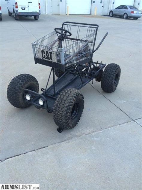 motorized for sale armslist for sale trade motorized shopping cart