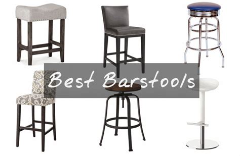 Best Bar Stools 2016 by Best Cheap Barstools In 2015 Modern Swivel Wooden