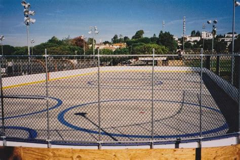 Backyard Roller Hockey Rink by Outdoor Roller Hockey Rink Www Pixshark Images Galleries With A Bite