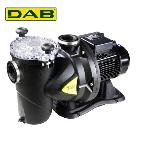 Pompa Air Dab Dab Europro Three Speed 1 10 Kw Vannini Aqua Pool