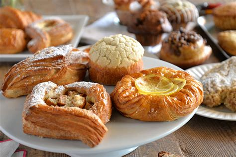 French Kitchen Ideas assorted breakfast pastries 1 dozen lovejoy bakers