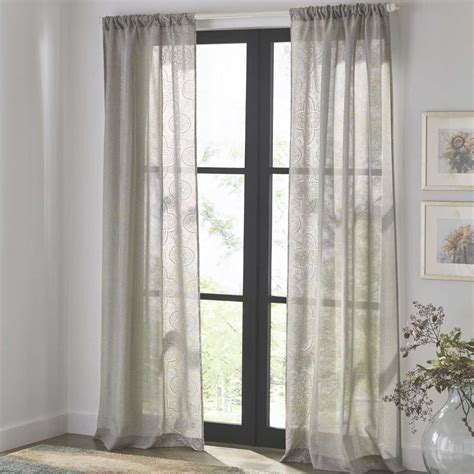 Large Window Curtains Room With A View Give Your Window Coverings A Makeover