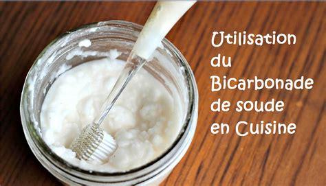 bicarbonate de soude en cuisine utilisation du bicarbonate de soude en cuisine