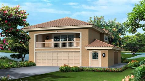 Garage Apartment Plans With Balcony by Prefab Garage With Apartment Plans Garage Apartment Plans