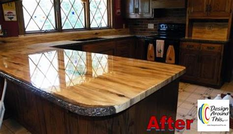 diy concrete kitchen countertop ideas the clayton design hometalk kitchen slab wood countertops made from granicrete