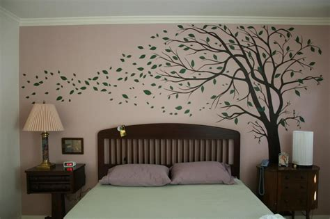 bedroom tree mural from artistic mural works quot san antonio