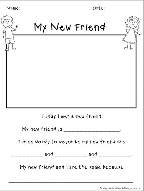 Friendship Worksheets by 86 Best Images About School Counseling Friendship On