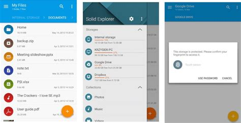 file explorer android solid file explorer best android file explorer