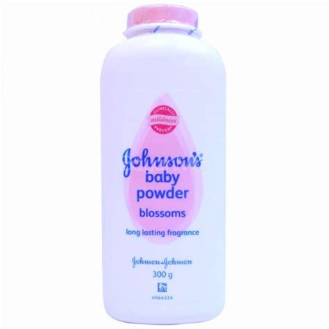 Bedak Baby Powder johnson s baby powder blossoms 300g
