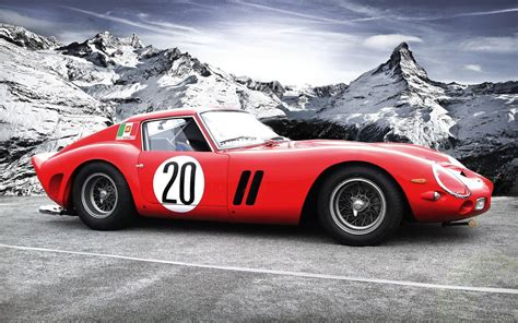 classic racing wallpaper wallpapers of beautiful cars ferrari 250 gto
