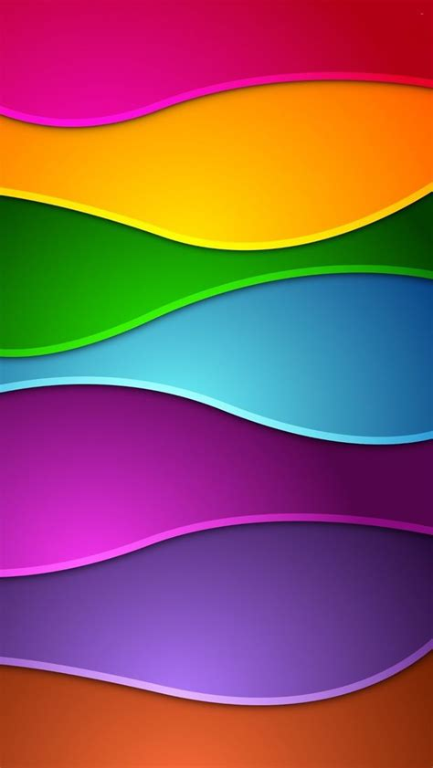 waves of color colorful waves iphonewallpaper iphone wallpapers