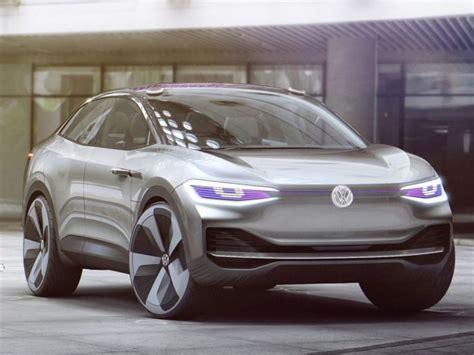 Volkswagen I D Crozz 2020 by Volkswagen I D Crozz Un Crossover 233 Lectrique D 232 S 2020