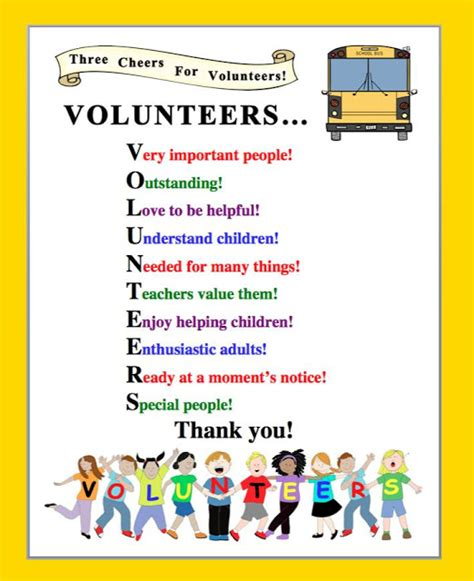 thank you letter to parents for volunteering learning activities for end of the year
