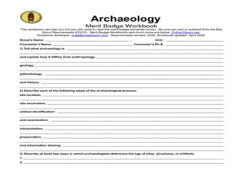 merit badge worksheet worksheets merit badges worksheets chicochino worksheets and printables