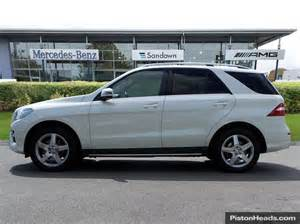 Used 2012 Mercedes Ml350 For Sale Used 2012 Mercedes Ml350 Bluetec Sport For Sale In