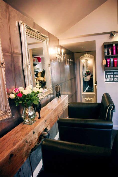shed hair salon designed  detail design studio