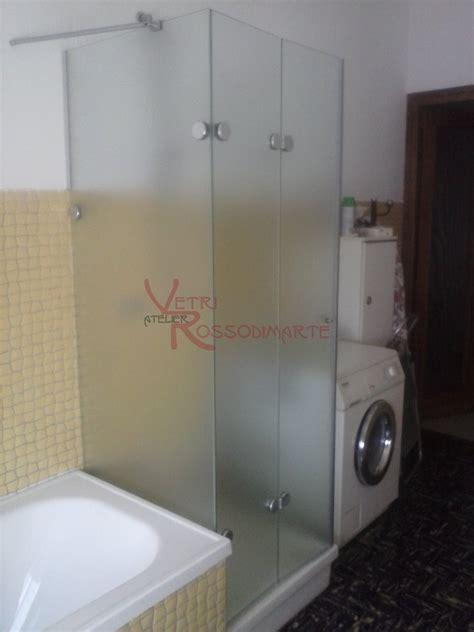 box doccia vetro satinato box doccia vetri rossodimarte