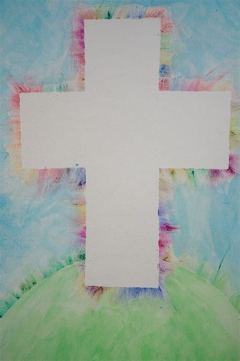 cross crafts for easy easter craft ideas gold coast