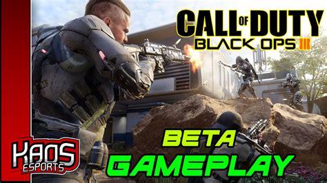 Kaos Black Ops 3 black ops 3 beta gameplay 21 1