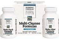 Harmony Formulas Colon Cleanse And Detox by Harmony Multi Cleanse Dual Colon Cleanse