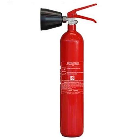 extincteur pour cuisine extincteur co2 2kg b nf protection incendie pour la maison