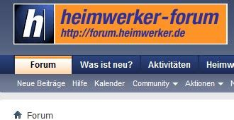 für was ist ein bd heimwerker forum die 4 besten foren f 195 188 r handwerker
