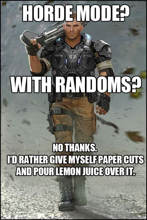 Gears Of War Meme - gears memes i feel your pain gears universe forums