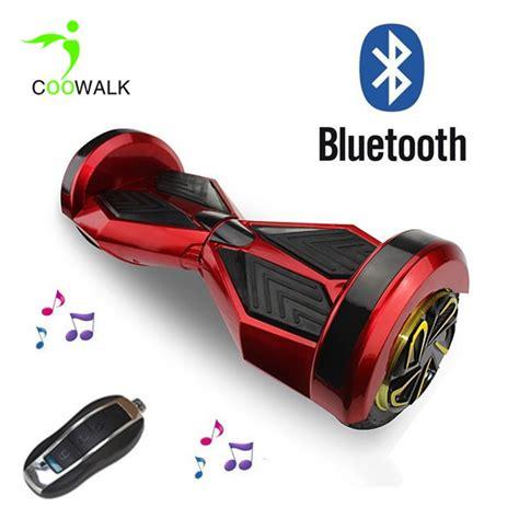 Paling Baru Smart Balance lambo hoverboard balance scooter chrome gold 2 wheel