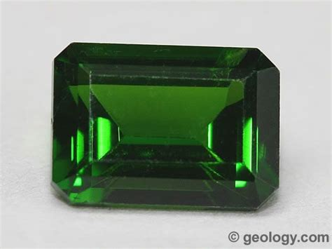 Chrome Diobsite the chrome green diopside gemstone is from russia this