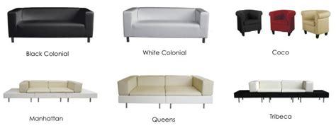 noleggio divani noleggio divani pouff e arredi roma affitto divanetti